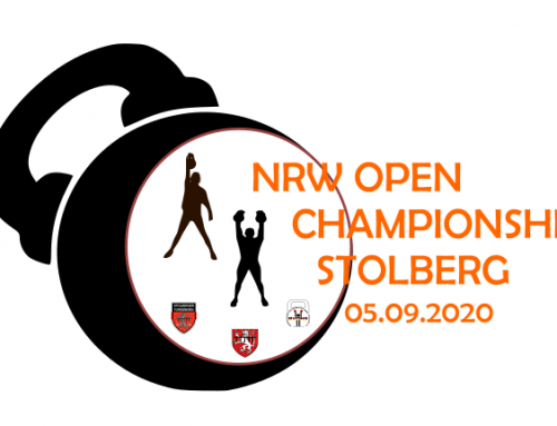 NRW Meisterschaft 2020 am 5. September in Stolberg (Rheinland)