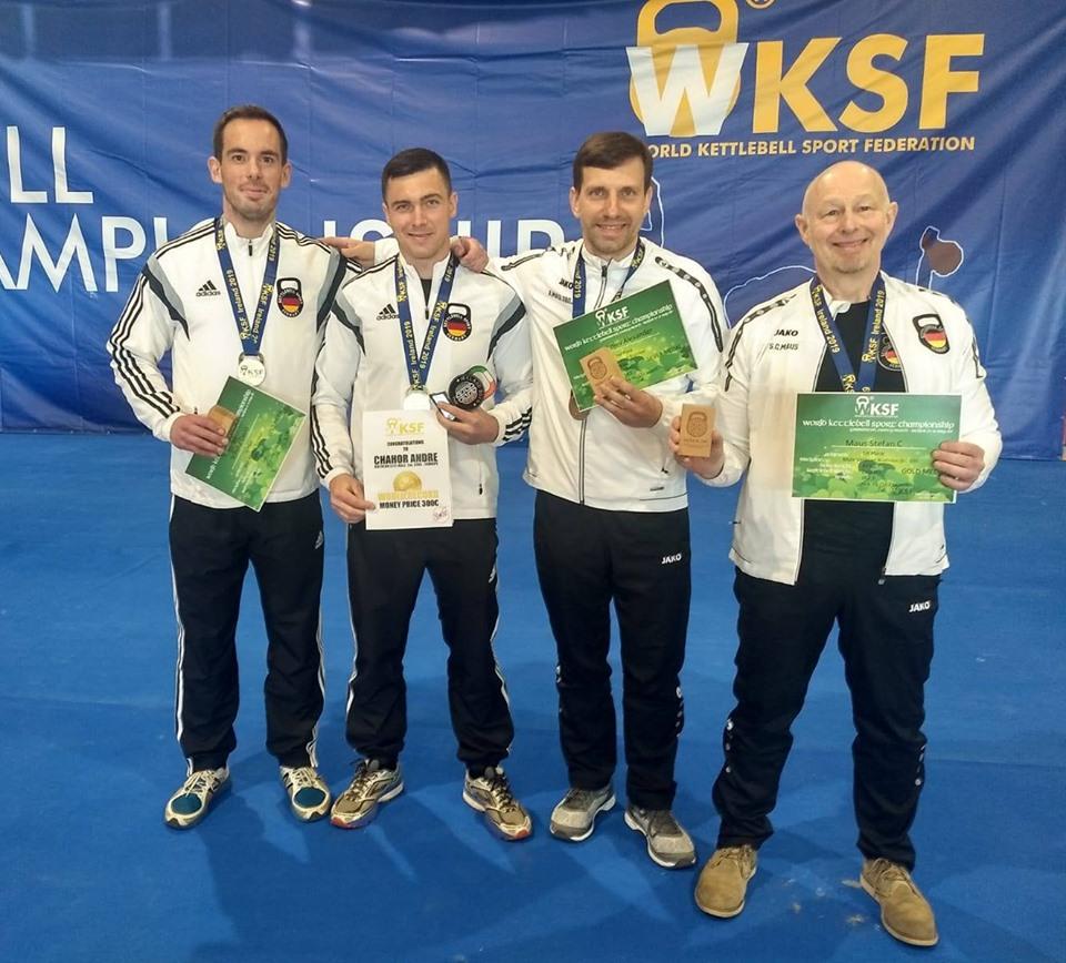 WKSF World Championship 2019